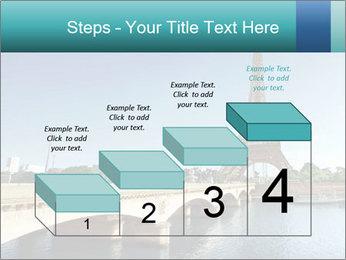 Eiffel tower PowerPoint Template - Slide 64