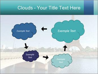 Eiffel tower PowerPoint Template - Slide 72