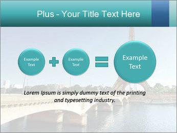 Eiffel tower PowerPoint Template - Slide 75