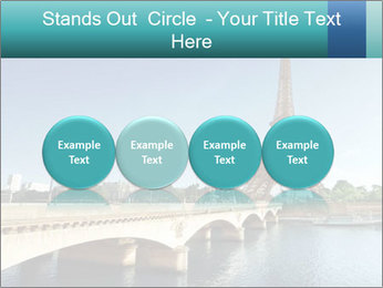 Eiffel tower PowerPoint Template - Slide 76