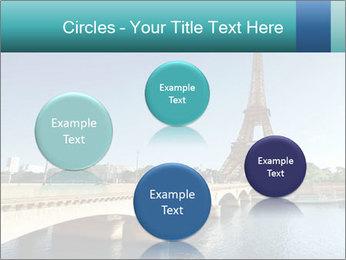 Eiffel tower PowerPoint Template - Slide 77