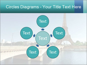 Eiffel tower PowerPoint Template - Slide 78