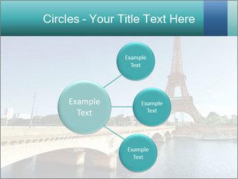 Eiffel tower PowerPoint Template - Slide 79