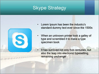 Eiffel tower PowerPoint Template - Slide 8