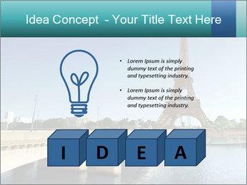 Eiffel tower PowerPoint Template - Slide 80