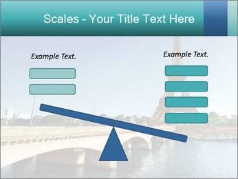 Eiffel tower PowerPoint Template - Slide 89
