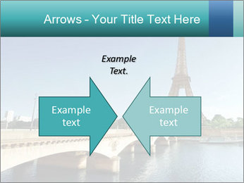 Eiffel tower PowerPoint Template - Slide 90