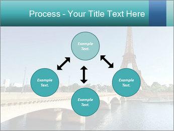 Eiffel tower PowerPoint Template - Slide 91