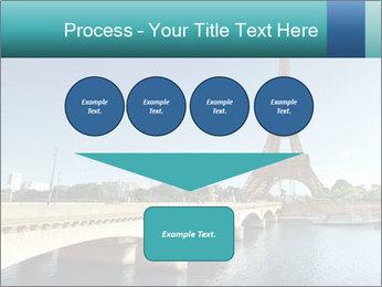 Eiffel tower PowerPoint Template - Slide 93