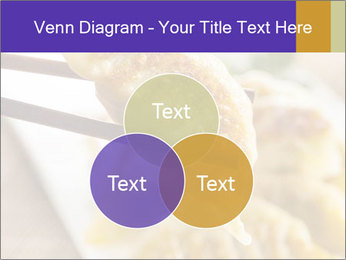 Homemade Asian Vegeterian Potstickers PowerPoint Template - Slide 33