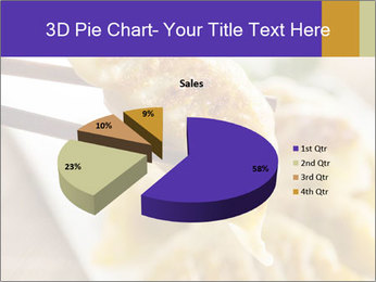 Homemade Asian Vegeterian Potstickers PowerPoint Template - Slide 35