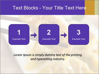 Homemade Asian Vegeterian Potstickers PowerPoint Template - Slide 71
