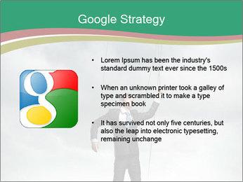 Businessman marionette PowerPoint Templates - Slide 10