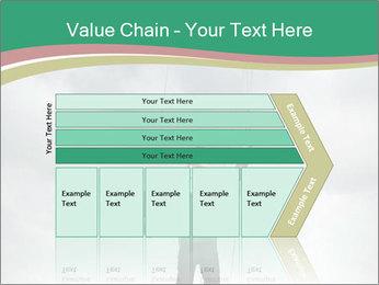 Businessman marionette PowerPoint Templates - Slide 27