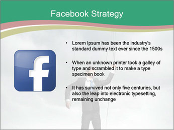 Businessman marionette PowerPoint Templates - Slide 6