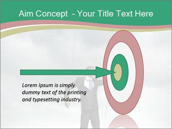 Businessman marionette PowerPoint Templates - Slide 83