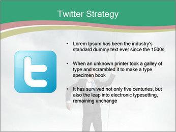 Businessman marionette PowerPoint Templates - Slide 9