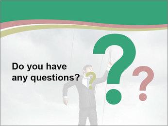 Businessman marionette PowerPoint Templates - Slide 96