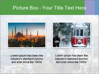 Istanbul city view PowerPoint Template - Slide 18