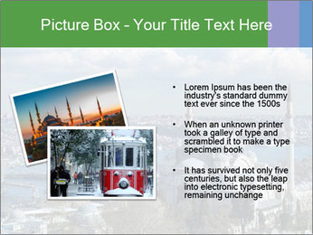 Istanbul city view PowerPoint Template - Slide 20