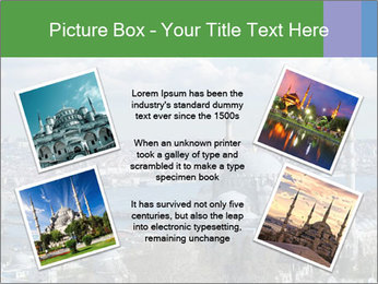 Istanbul city view PowerPoint Template - Slide 24