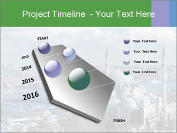 Istanbul city view PowerPoint Template - Slide 26