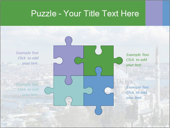 Istanbul city view PowerPoint Template - Slide 43