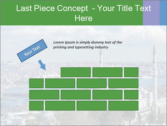 Istanbul city view PowerPoint Template - Slide 46