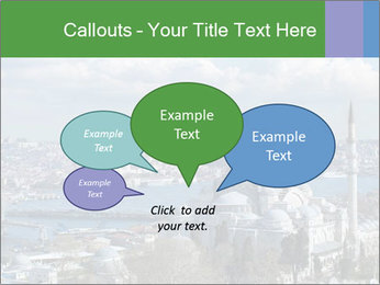 Istanbul city view PowerPoint Templates - Slide 73