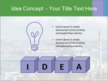 Istanbul city view PowerPoint Template - Slide 80