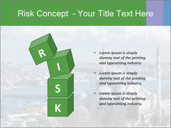 Istanbul city view PowerPoint Template - Slide 81