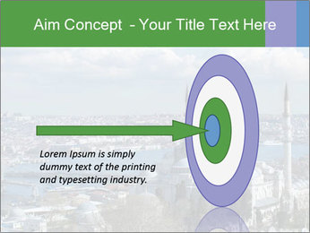 Istanbul city view PowerPoint Template - Slide 83