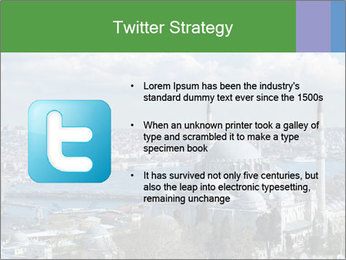 Istanbul city view PowerPoint Templates - Slide 9