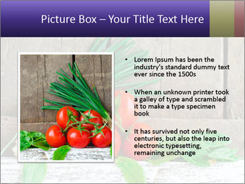 Fresh tomatoes PowerPoint Templates - Slide 13