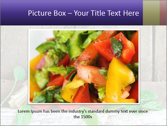 Fresh tomatoes PowerPoint Templates - Slide 15