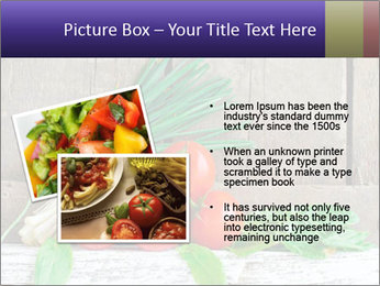 Fresh tomatoes PowerPoint Templates - Slide 20