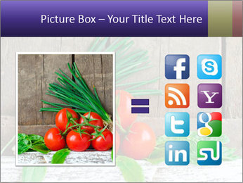 Fresh tomatoes PowerPoint Templates - Slide 21