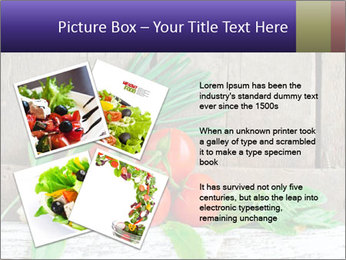 Fresh tomatoes PowerPoint Templates - Slide 23