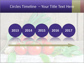 Fresh tomatoes PowerPoint Templates - Slide 29
