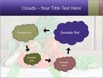 Fresh tomatoes PowerPoint Templates - Slide 72