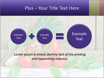 Fresh tomatoes PowerPoint Templates - Slide 75