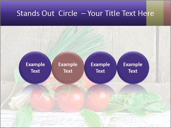 Fresh tomatoes PowerPoint Templates - Slide 76