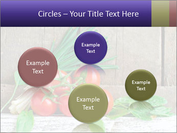 Fresh tomatoes PowerPoint Templates - Slide 77