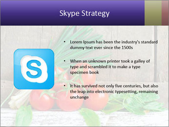 Fresh tomatoes PowerPoint Templates - Slide 8