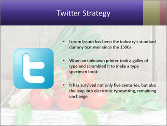 Fresh tomatoes PowerPoint Templates - Slide 9
