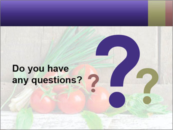 Fresh tomatoes PowerPoint Templates - Slide 96