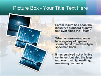 City Hall of Hannover PowerPoint Template - Slide 17
