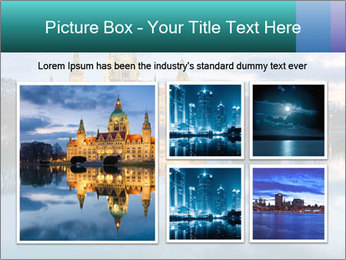 City Hall of Hannover PowerPoint Template - Slide 19