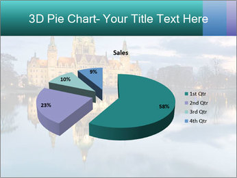 City Hall of Hannover PowerPoint Template - Slide 35