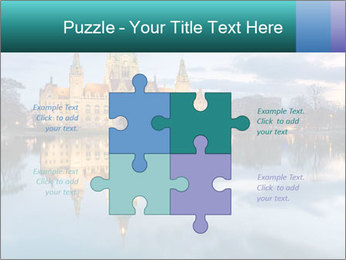 City Hall of Hannover PowerPoint Template - Slide 43
